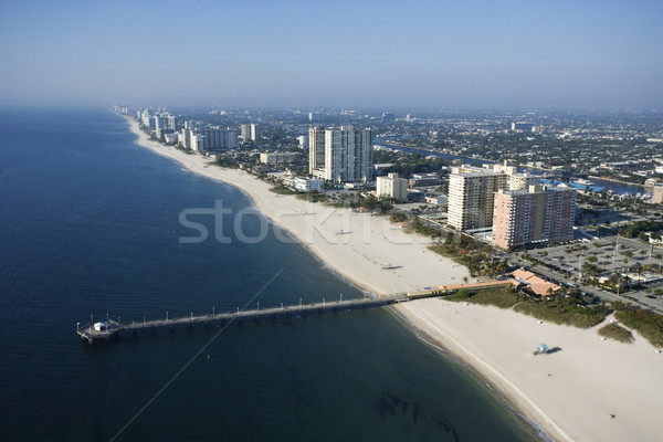 Pompano Beach, Florida. Stock photo © iofoto