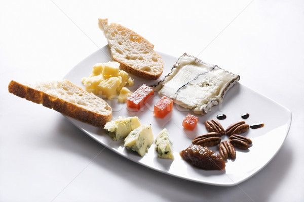 Stock photo: Appetizer Tray