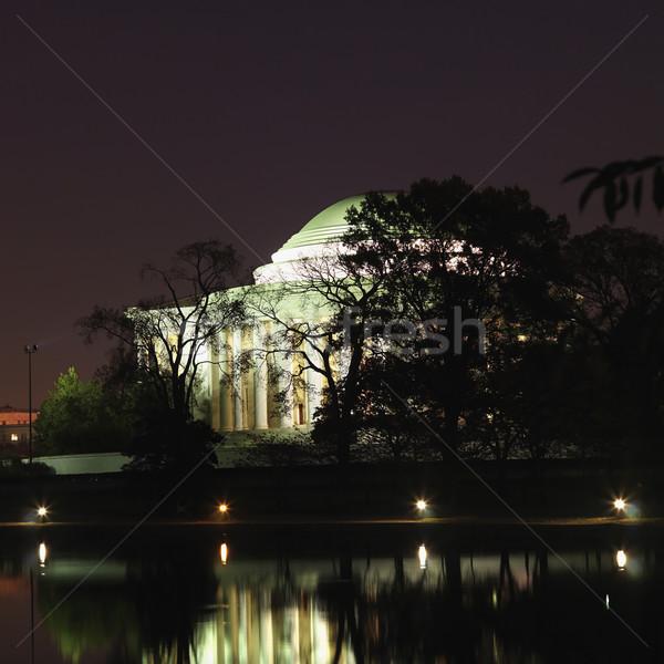 Jefferson Memorial. Stock photo © iofoto