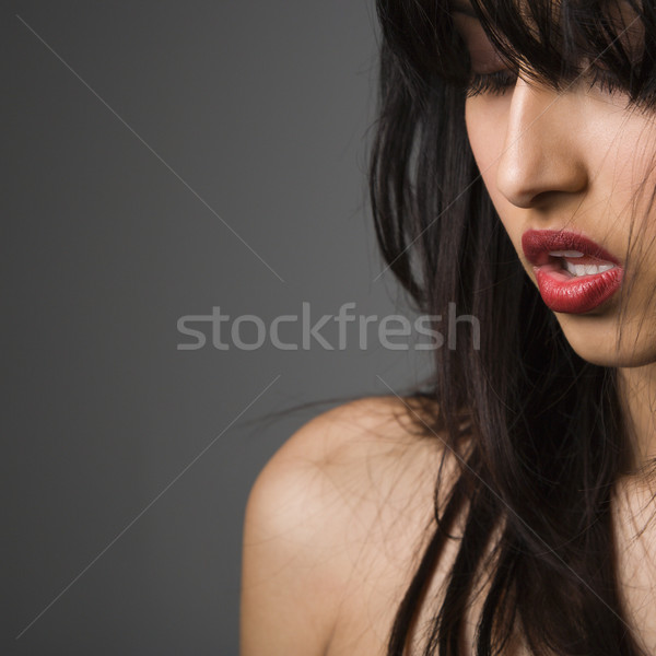 Young woman. Stock photo © iofoto