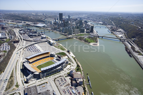Pittsburgh, Pennsylvania. Stock photo © iofoto