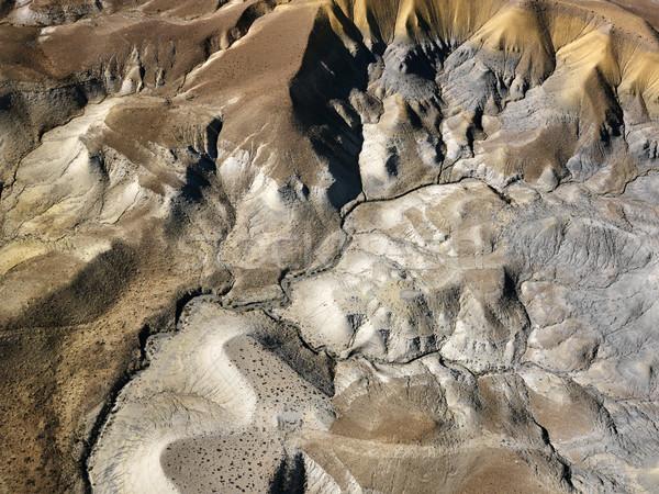 Colorado sivatag légi délnyugat tájkép természet Stock fotó © iofoto