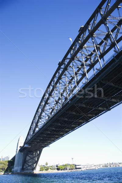Sydney haven brug Australië Stockfoto © iofoto