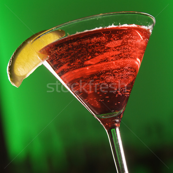 Martini mixed drink. Stock photo © iofoto