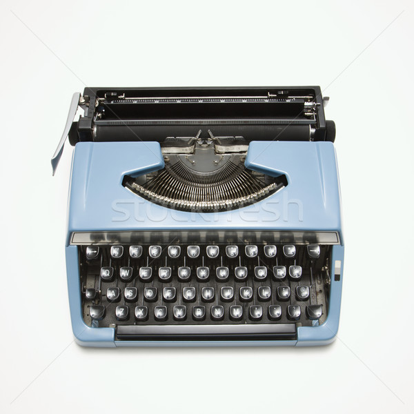 Typewriter. Stock photo © iofoto