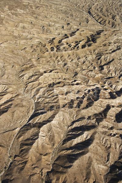 Deserto montagna terreno sud-ovest occhi Foto d'archivio © iofoto