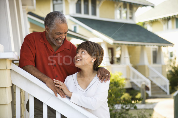 Middle aged couple. Stock photo © iofoto