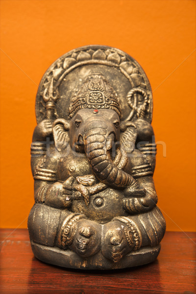 Ganesha statue. Stock photo © iofoto