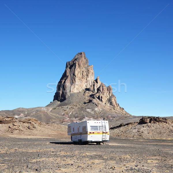 долины Юта горная порода пустыне путешествия Сток-фото © iofoto