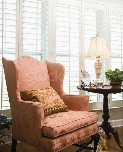 Still life of chair. Stock photo © iofoto