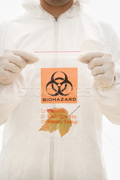Nature biohazard. Stock photo © iofoto