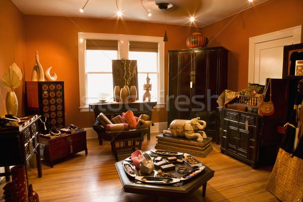 Home decor store. Stock photo © iofoto