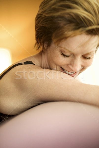 Portrait of woman. Stock photo © iofoto