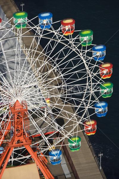 Ferris wheel. Stock photo © iofoto