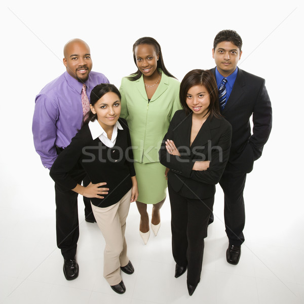 Young professionals. Stock photo © iofoto