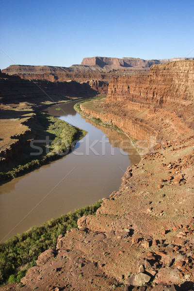 Colorado River. Stock photo © iofoto