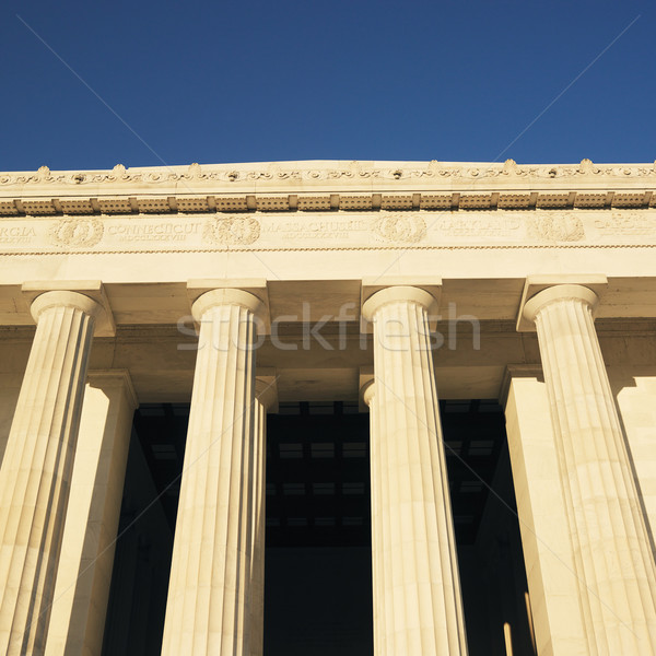 Lincoln Memorial, Washington, DC. Stock photo © iofoto
