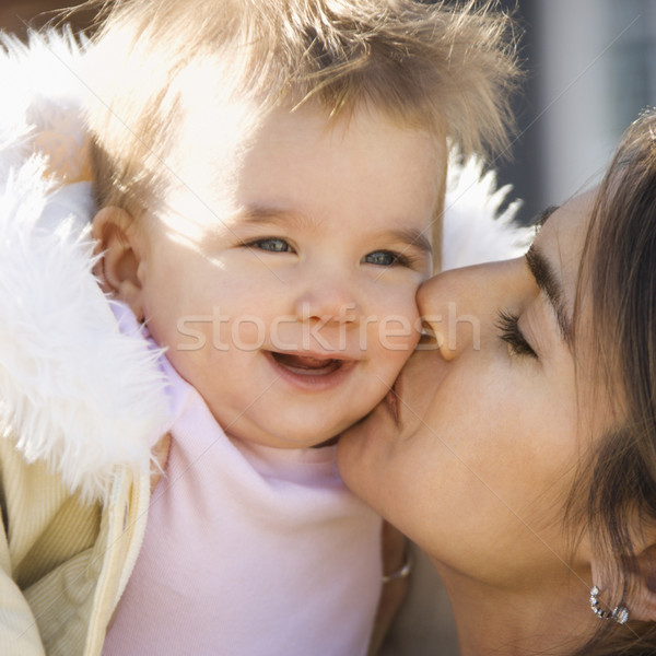 Mother and child. Stock photo © iofoto