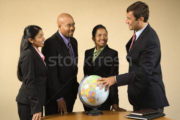International business. Stock photo © iofoto