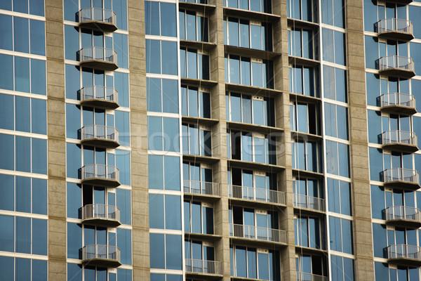 Building exterior Stock photo © iofoto