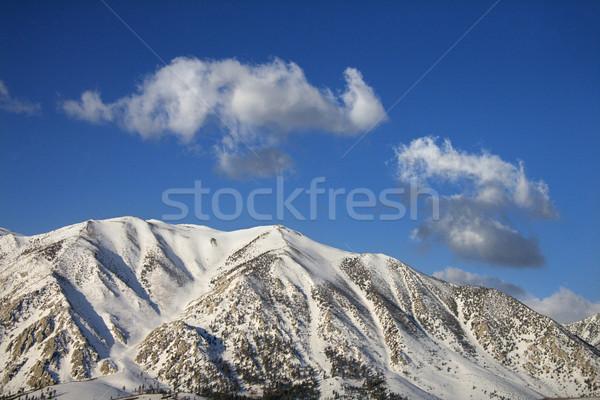 Mountain peaks. Stock photo © iofoto