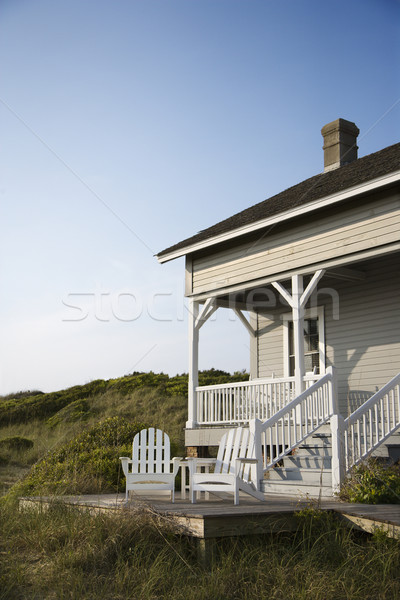 Coastal house. Stock photo © iofoto