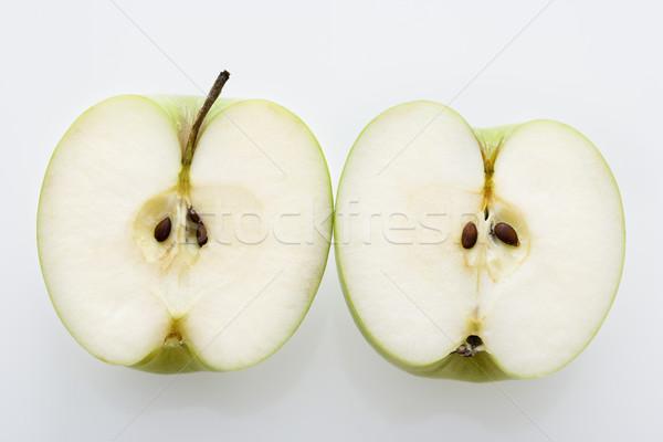Sliced apples. Stock photo © iofoto