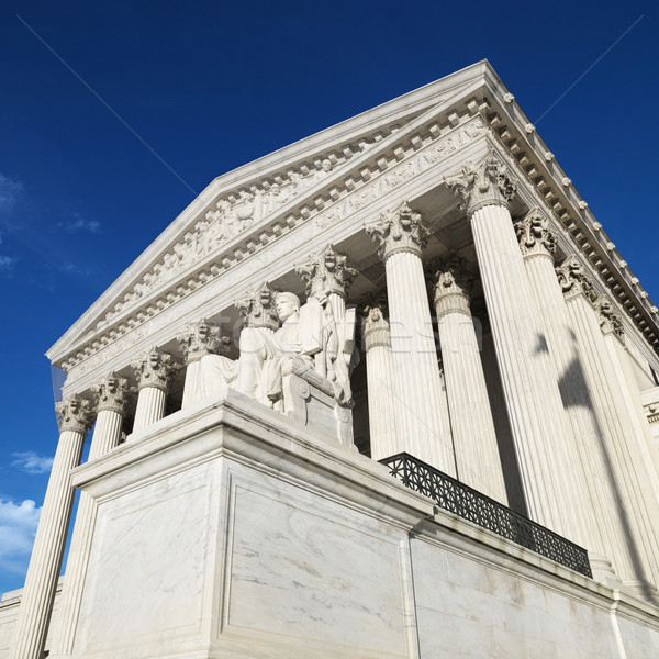 Supreme Court Building. Stock photo © iofoto