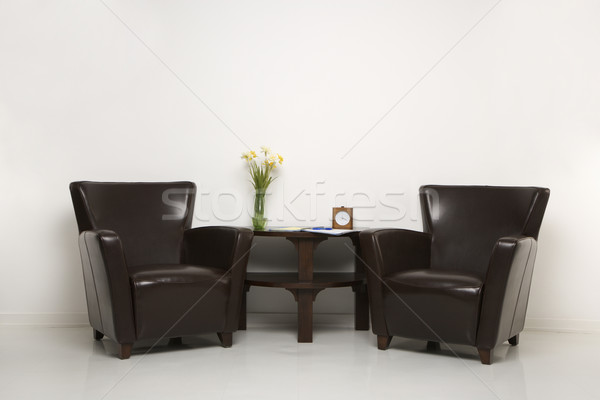 Interior seating arrangement. Stock photo © iofoto