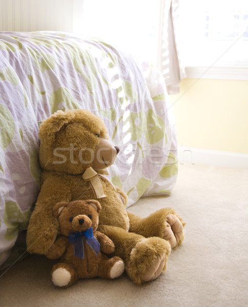 Teddy bears. Stock photo © iofoto
