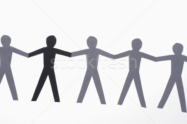 Multiethnic people Stock photo © iofoto