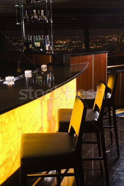 Interio shot of bar. Stock photo © iofoto