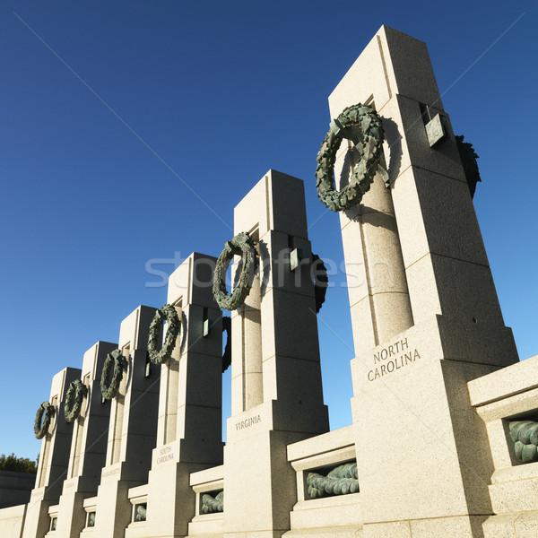 Mundo guerra Washington DC EUA cidade cor Foto stock © iofoto