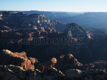 Arizona rock formations. Stock photo © iofoto