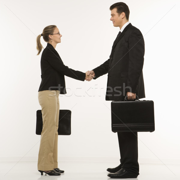 Business meeting. Stock photo © iofoto