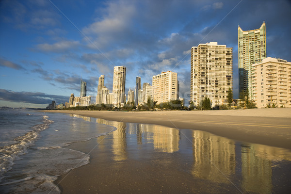Surfers Paradise, Australia. Stock photo © iofoto