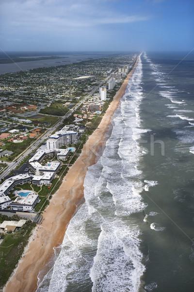 Ormond Beach, Florida. Stock photo © iofoto