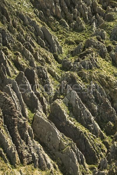 Rocky landscape. Stock photo © iofoto