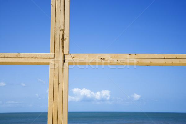 Waterfront view. Stock photo © iofoto