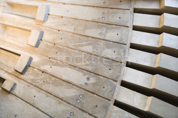 Roof detail. Stock photo © iofoto