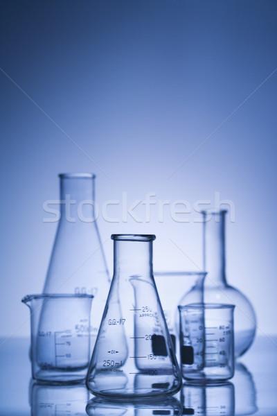 Laboratory equipment Stock photo © iofoto