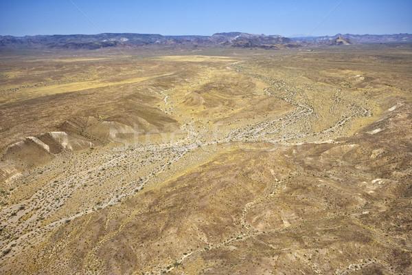 Mojave Valley landscape. Stock photo © iofoto