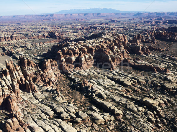 Rock formations, Utah. Stock photo © iofoto