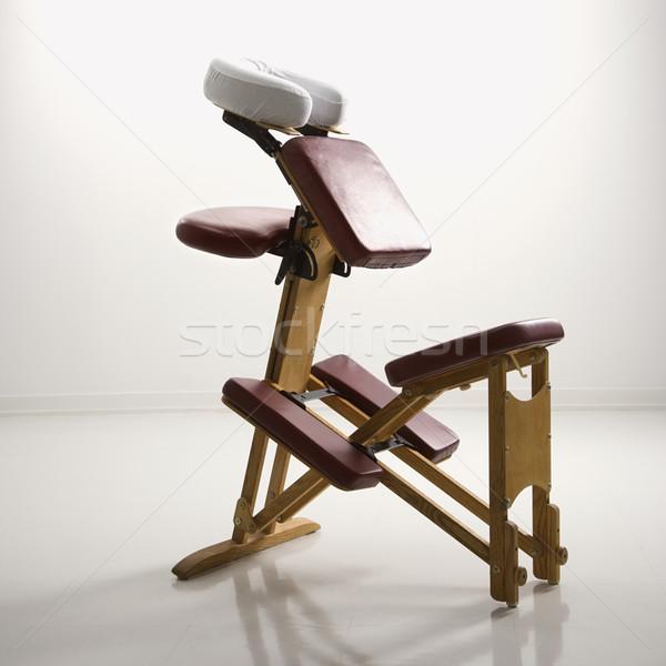 Foto d'archivio: Massaggio · sedia · ancora · vita · colore · benessere · piazza