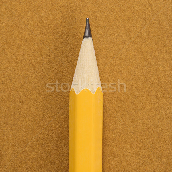 Sharp pencil. Stock photo © iofoto
