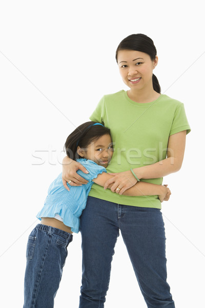 Mother and daughter. Stock photo © iofoto