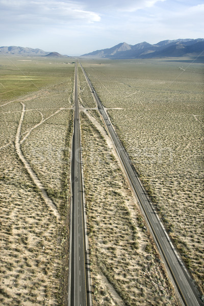Desolate scenic highway. Stock photo © iofoto