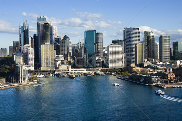Stock photo: Sydney Cove, Australia.