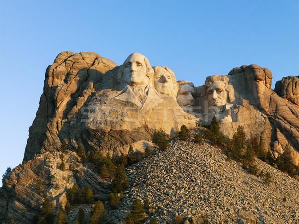 Mount Rushmore. Stock photo © iofoto
