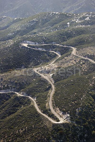 Scenic roadway. Stock photo © iofoto